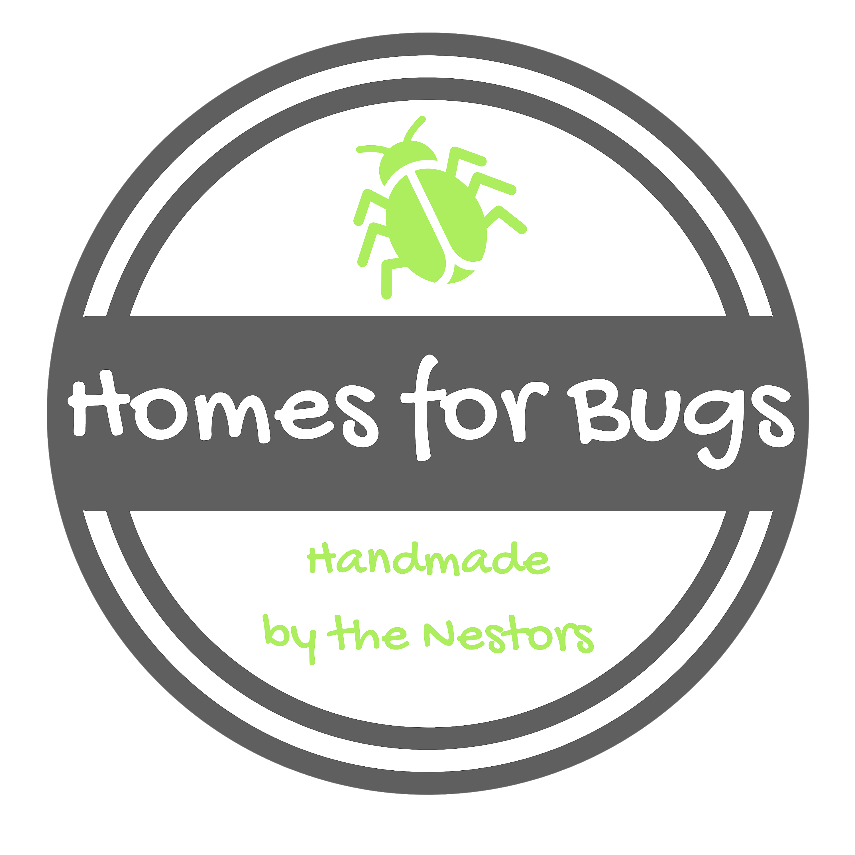 Homes for Bugs Logo Final