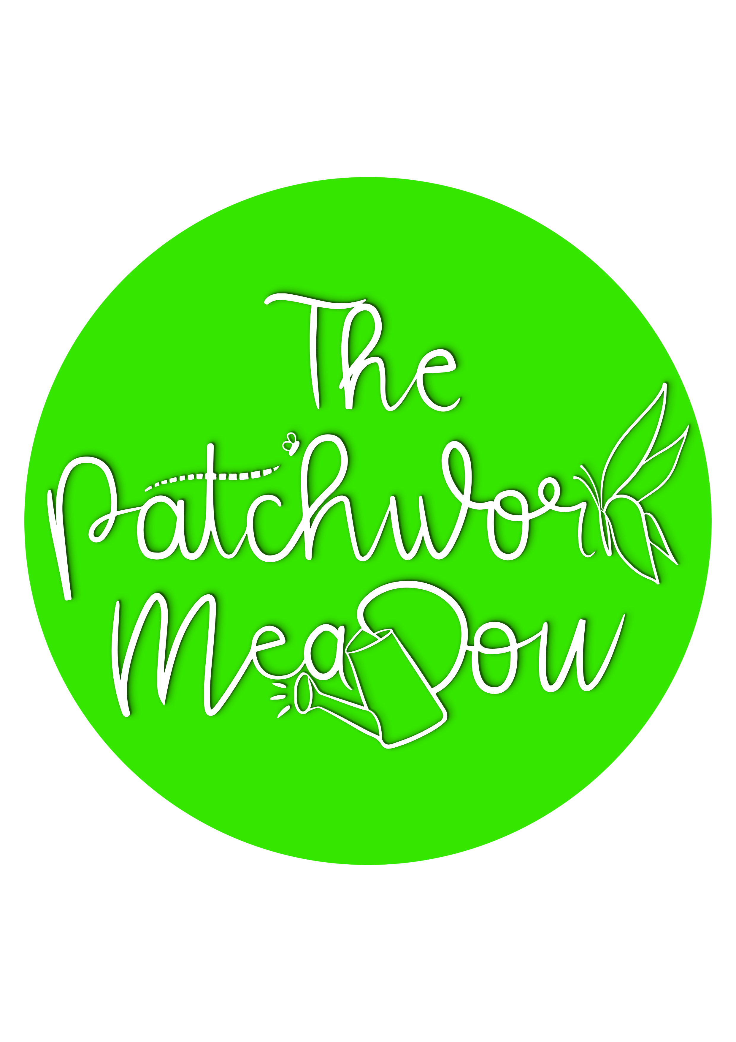 The Patchwork Meadow Logo